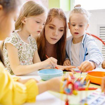 Ikimokyklinio ugdymo pedagogo padėjėjo mokymo programa (4 mėn.) – Šiauliuose