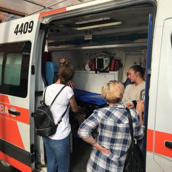 Paramediko mokymo programa (10 mėn.) – Šiauliuose