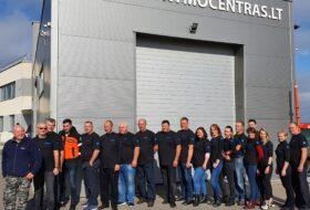 Paramedikų ir partnerių diena Šiaulių darbo rinkos mokymo centro autodrome