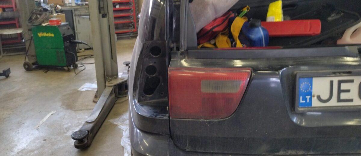 Aktualu: kaip apsaugoti automobilį nuo korozijos?
